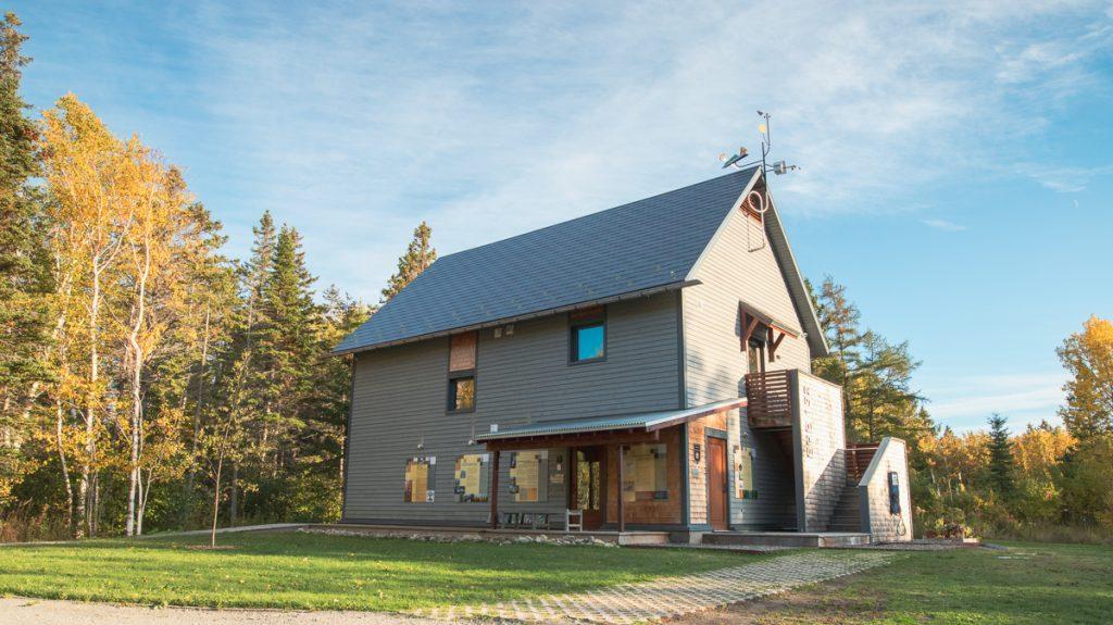 Maison Ère 132 - Jardins de Métis