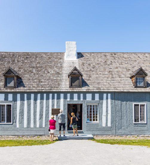 Site historique de la Maison Lamontagne