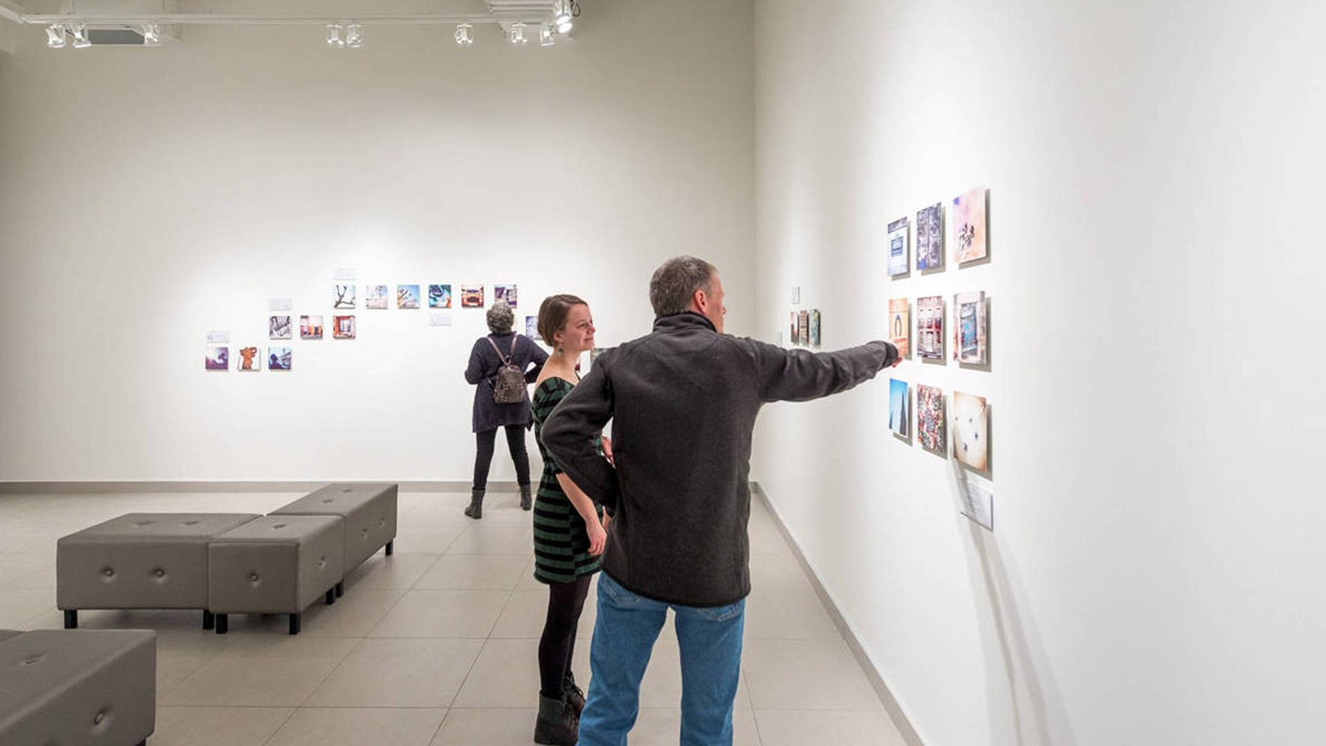 – Galerie d'art Léonard-Parent