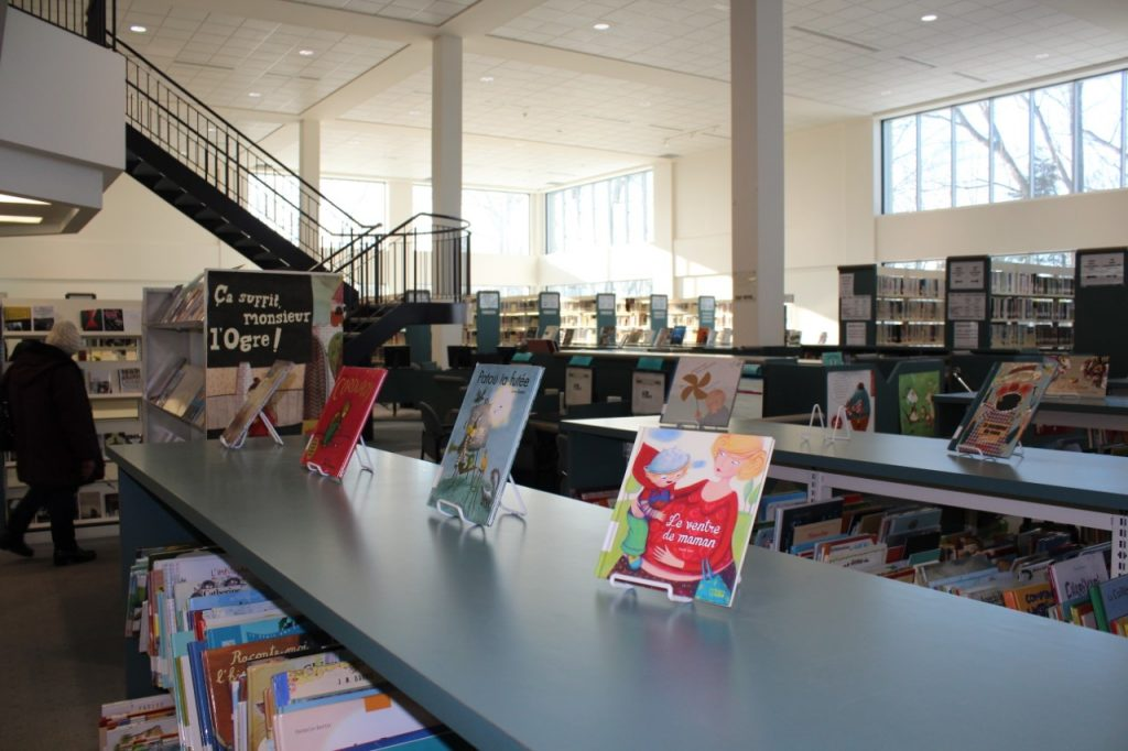 Bibliothèque Lisette-Morin