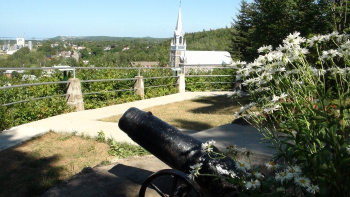 Parc du Mont Louis, Bic