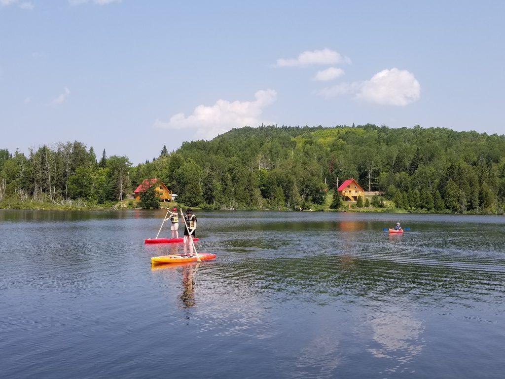 Domaine Valga - kayak paddle