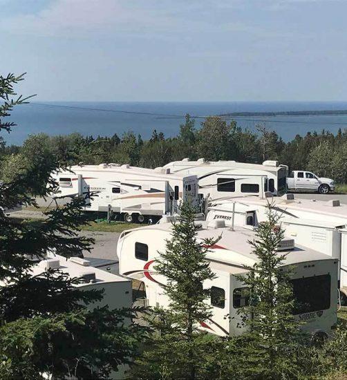 – Camping Rimouski