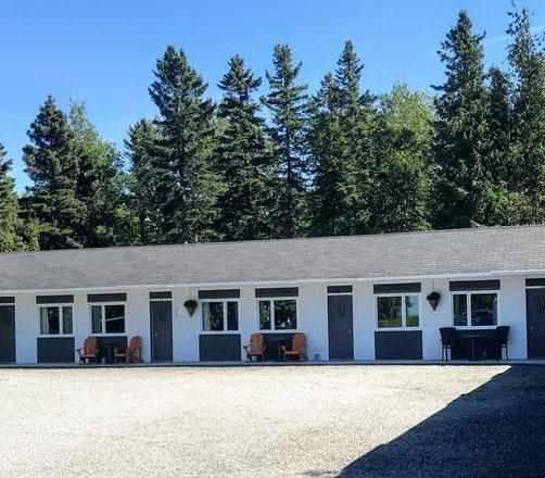 Motels Camping Rimouski – Motel de l'Anse