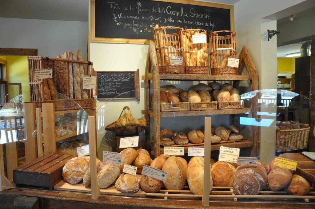 Boulangerie Les Baguettes en l'air