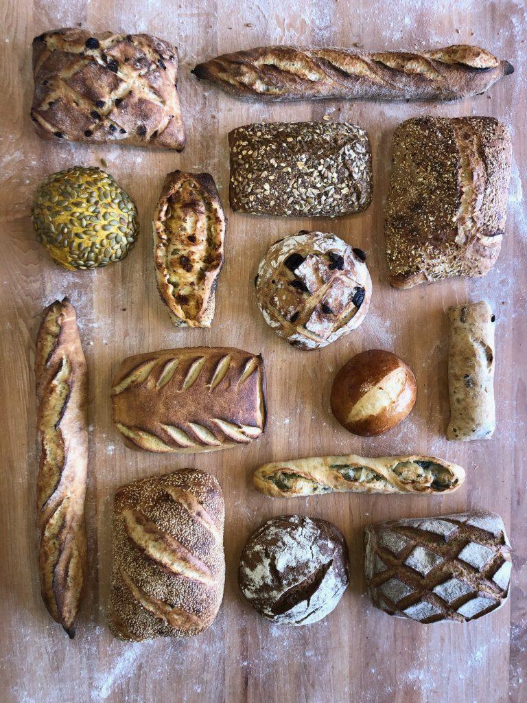 Boulangerie La Farinographe