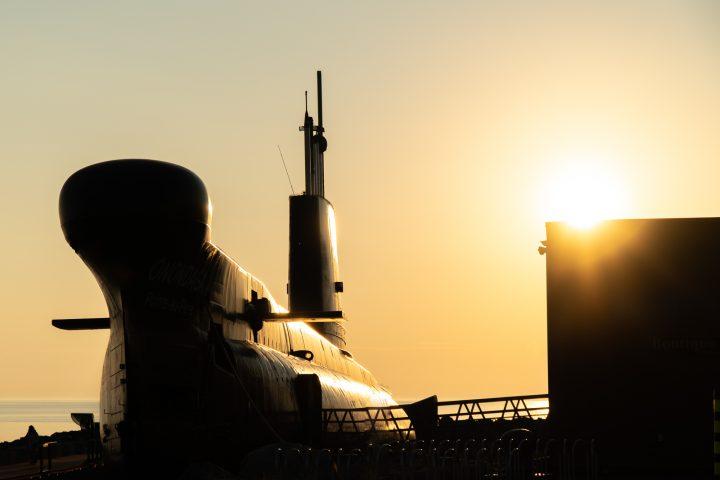 Sous-marin l'Onondaga